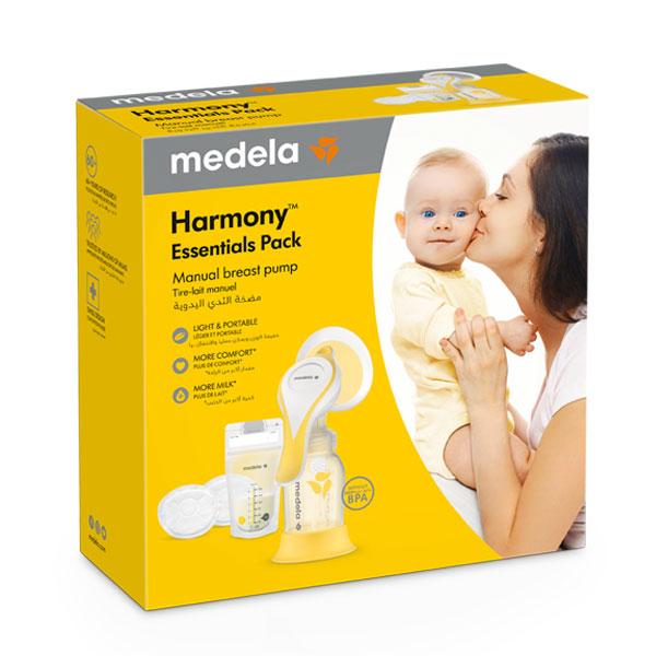 Medela-Harmony-Flex-Essential-Pack-pakiranje-dr-pharma