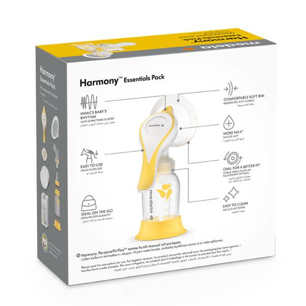 Medela-Harmony-Flex-Essential-Pack-pakiranje-straznja-strana-dr-pharma