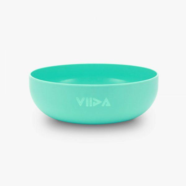 VIIDA-Souffle-dječja-zdjelica-PP-navlaka-tirkizno-zelena