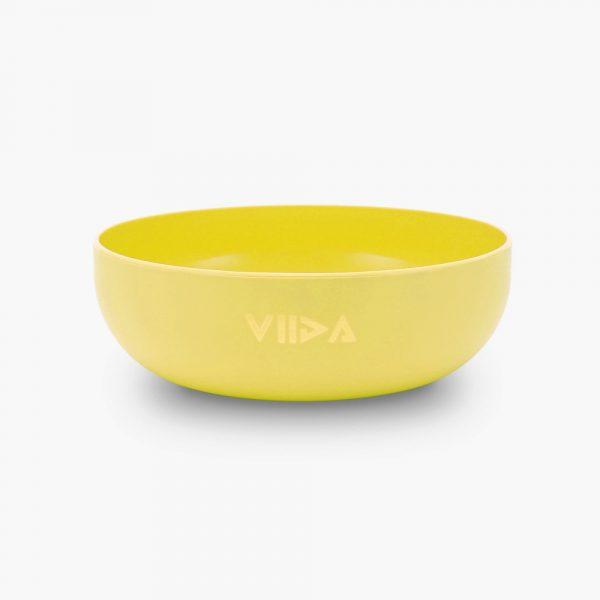 VIIDA-Souffle-dječja-zdjelica-PP-navlaka-žuta