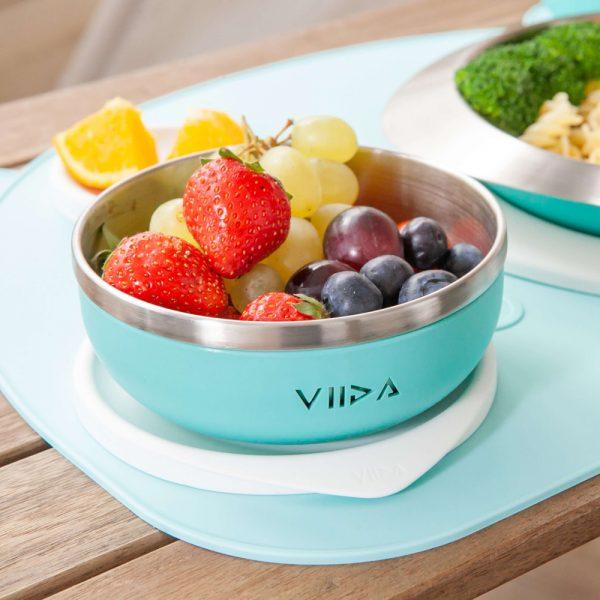 VIIDA-Souffle-dječja-zdjelica-antibakterijski-nehrđajući-čelik-upotreba